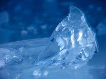 πάγος κρυστάλλου στοκ φωτογραφία