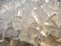 πάγος 2 κύβων Στοκ εικόνες με δικαίωμα ελεύθερης χρήσης
