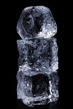 πάγος κύβων Στοκ Εικόνα