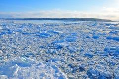 Πάγος κλίσης Στοκ φωτογραφία με δικαίωμα ελεύθερης χρήσης
