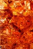 Πάγος με την κόλα Στοκ φωτογραφία με δικαίωμα ελεύθερης χρήσης