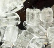 πάγος μπουκαλιών μπύρας Στοκ Φωτογραφίες