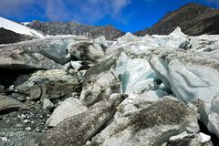 Πάγος παγετώνων στοκ εικόνες