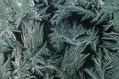 πάγος που διαμορφώνεται Στοκ φωτογραφία με δικαίωμα ελεύθερης χρήσης