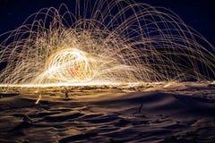 πάγος πυρκαγιάς στοκ φωτογραφίες με δικαίωμα ελεύθερης χρήσης