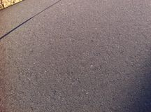 Πάγος στη στέγη αυτοκινήτων Στοκ Εικόνες