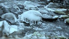 Πάγος στις πέτρες φιλμ μικρού μήκους
