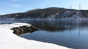 Πάγος στον ποταμό φιλμ μικρού μήκους