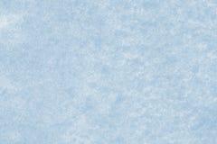 Πάγος στο παγωμένο παράθυρο για την ανασκόπηση ή το φόντο Στοκ Εικόνα