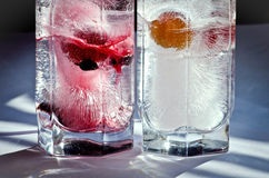 Πάγος φρούτων Στοκ Εικόνα