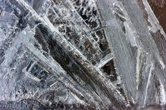 πάγος Στοκ φωτογραφίες με δικαίωμα ελεύθερης χρήσης