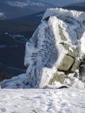 πάγος 3 κρυστάλλου μεγάλος Στοκ εικόνες με δικαίωμα ελεύθερης χρήσης