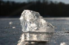 πάγος Στοκ εικόνες με δικαίωμα ελεύθερης χρήσης