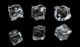πάγος διανυσματική απεικόνιση