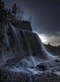 πάγωμα λάμψης Στοκ φωτογραφία με δικαίωμα ελεύθερης χρήσης