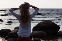 Πάθος θάλασσας Στοκ φωτογραφία με δικαίωμα ελεύθερης χρήσης