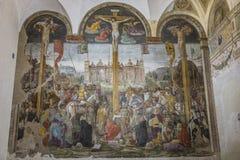 Πάθος Ιησούς Χριστός στοκ εικόνα