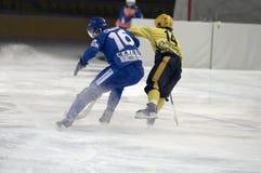 πάλη σφαιρών Στοκ Εικόνα