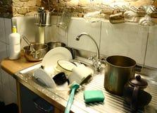 πάλι πλένοντας Στοκ Φωτογραφία