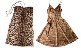 πάνθηρας φορεμάτων Στοκ φωτογραφία με δικαίωμα ελεύθερης χρήσης