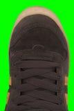 πάνινα παπούτσια αστικά Στοκ εικόνα με δικαίωμα ελεύθερης χρήσης