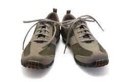 πάνινα παπούτσια ζευγαρι&om Στοκ εικόνες με δικαίωμα ελεύθερης χρήσης