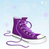 Πάνινα παπούτσια Στοκ Εικόνες