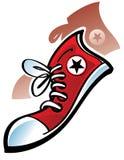 πάνινο παπούτσι ελεύθερη απεικόνιση δικαιώματος