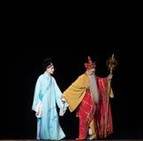 """πάντα ακολουθήστε τις συμβουλές του Sb - το δεύτερο πράξη-Kunqu Opera""""Madame άσπρο Snake† Στοκ Φωτογραφία"""