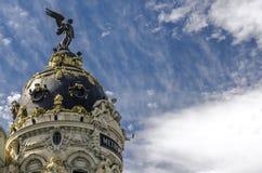 Πάντα φρουρημένη Μαδρίτη στοκ φωτογραφία με δικαίωμα ελεύθερης χρήσης