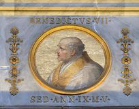 Πάπας Βενέδικτος VII Στοκ εικόνες με δικαίωμα ελεύθερης χρήσης