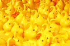 πάπιες κίτρινες Στοκ φωτογραφίες με δικαίωμα ελεύθερης χρήσης