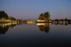 Πάρκα που εξισώνουν Chanthaburi Στοκ Φωτογραφίες
