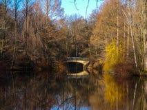 Πάρκα του Βερολίνου - της Γερμανίας Στοκ Εικόνες