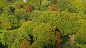 Πάρκο άνωθεν φιλμ μικρού μήκους