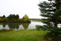 Πάρκο Έντμοντον Hawrelak Στοκ εικόνα με δικαίωμα ελεύθερης χρήσης