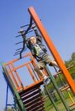πάρκο αγοριών Στοκ φωτογραφία με δικαίωμα ελεύθερης χρήσης