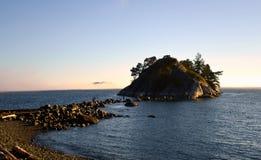 Πάρκο 2 απότομων βράχων Whyte Στοκ Εικόνες