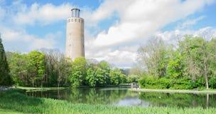 Πάρκο Βέλγιο T'bosje Στοκ φωτογραφίες με δικαίωμα ελεύθερης χρήσης