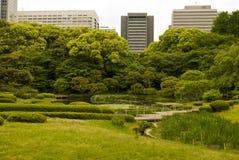 πάρκο βασιλικό Τόκιο Στοκ εικόνες με δικαίωμα ελεύθερης χρήσης
