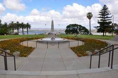 Πάρκο βασιλιά, Περθ: Μνημείο κρατικού πολέμου στοκ φωτογραφίες