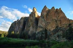 Πάρκο βράχου Smith στοκ εικόνες