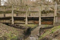 πάρκο γεφυρών μικρό Στοκ Εικόνες