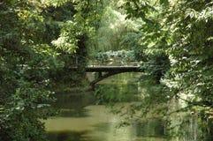 πάρκο γεφυρών Στοκ εικόνα με δικαίωμα ελεύθερης χρήσης