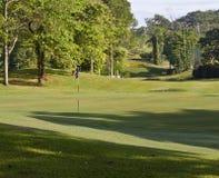 Πάρκο γκολφ Στοκ φωτογραφία με δικαίωμα ελεύθερης χρήσης