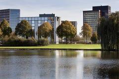 Πάρκο γραφείων Στοκ Εικόνες