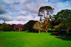 πάρκο γωνιών Στοκ φωτογραφία με δικαίωμα ελεύθερης χρήσης