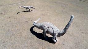 Πάρκο δεινοσαύρων της Μογγολίας Στοκ εικόνες με δικαίωμα ελεύθερης χρήσης