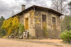Πάρκο δενδρολογικών κήπων Simeria, Ρουμανία, Ευρώπη Στοκ Φωτογραφία