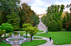 Πάρκο εικόνας Στοκ Εικόνες
